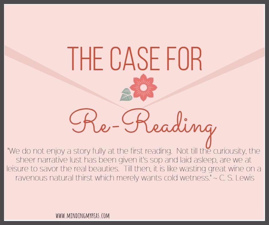 re-reading