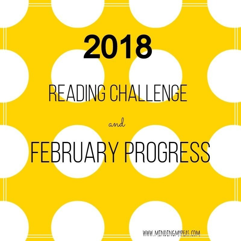 reading challenge february