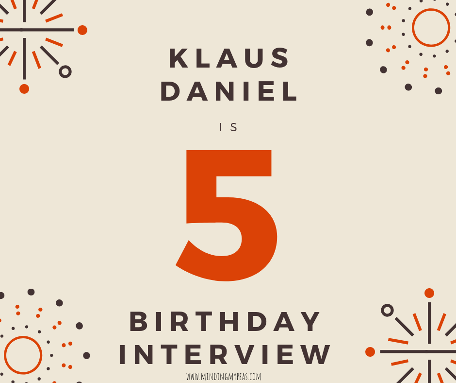 klaus daniel birthday interview