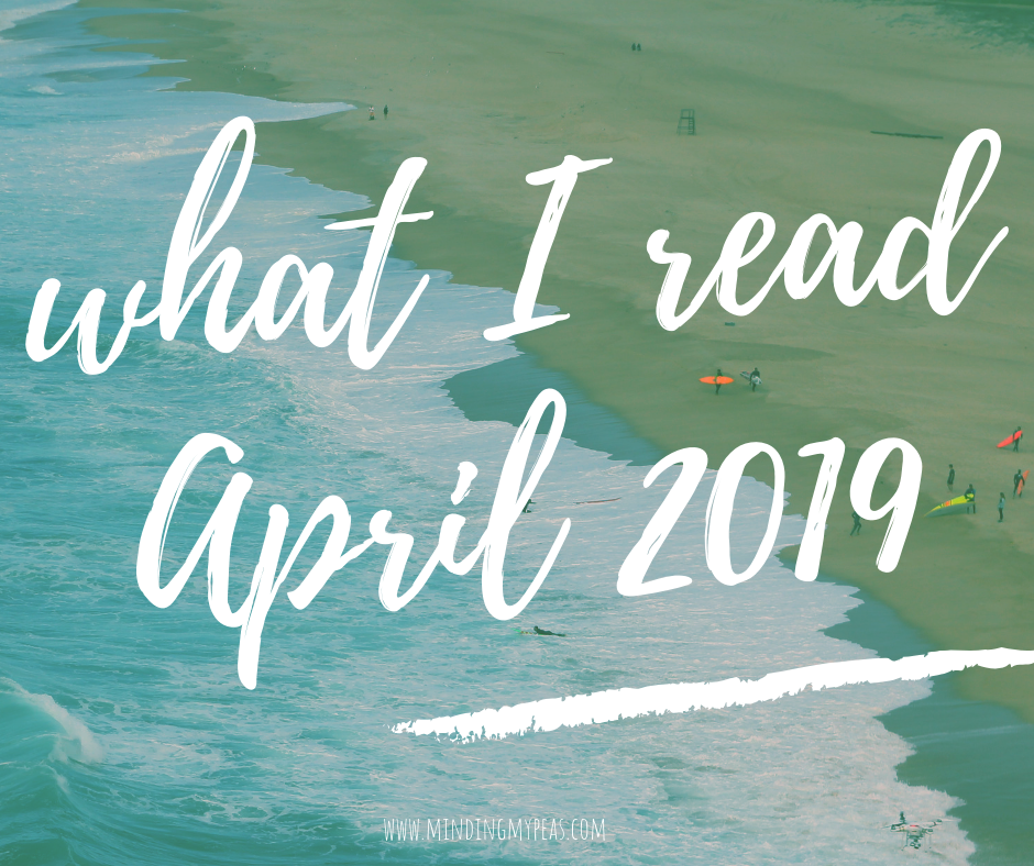 what i read april 2019
