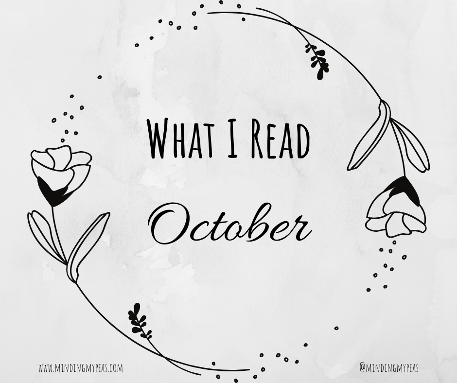what i read october