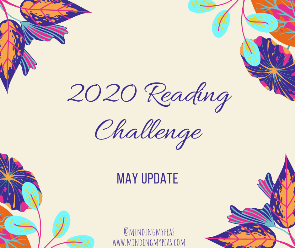 2020 reading challenge - may